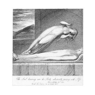 Schiavonetti - Soul leaving body Notepad