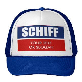 SCHIFF 2010 TRUCKER HAT