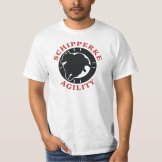 Schipperke Agility Love T-Shirt