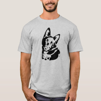 Schipperke Dog Picture T-Shirt