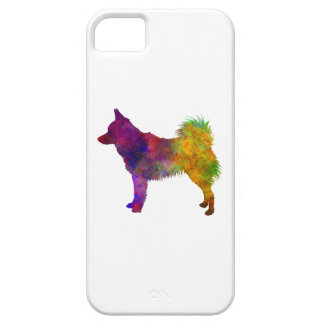 Schipperke in watercolor iPhone 5 cover
