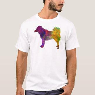 Schipperke in watercolor T-Shirt