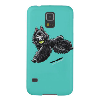 Schipperke Lets Play Galaxy S5 Cover