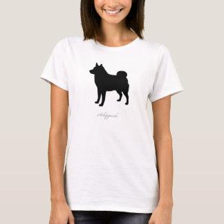 Schipperke T-shirt (black natural version)