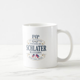 Schlater, Mississippi 50th Anniversary Mug