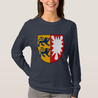 Schleswig Holstein Coat of Arms T-shirt