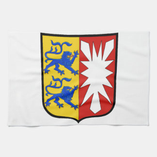 Schleswig Holstein (Germany)  Coat of Arms Kitchen Towel