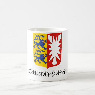 Schleswig-Holstein Wappen Coat of Arms Coffee Mug