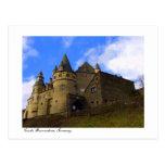 Schloss Buerresheim, Castle Buerresheim Postcards