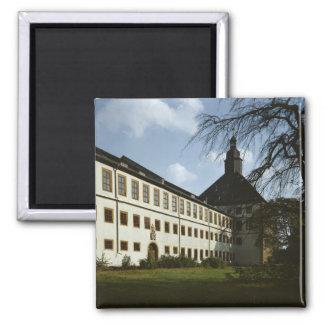 Schloss Friedenstein, Gotha, built in 1643-54 Magnet