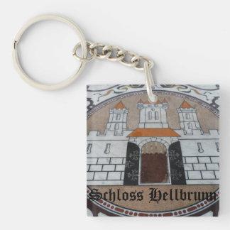 Schloss Hellbrunn - Salzburg, Austria Keychain