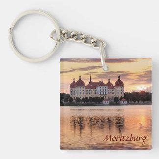 Schloss Moritzburg Keychain
