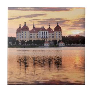 Schloss Moritzburg Tile
