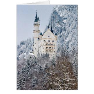 Schloss Neuschwanstein Card