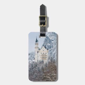 Schloss Neuschwanstein Luggage Tag