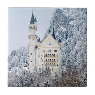 Schloss Neuschwanstein Tile