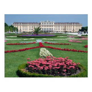 Schloss Schoenbrunn Postcard
