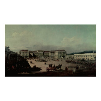 Schloss Schonbrunn, 1759-60 Poster