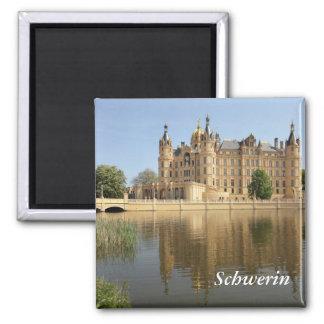 Schloss Schwerin Magnet