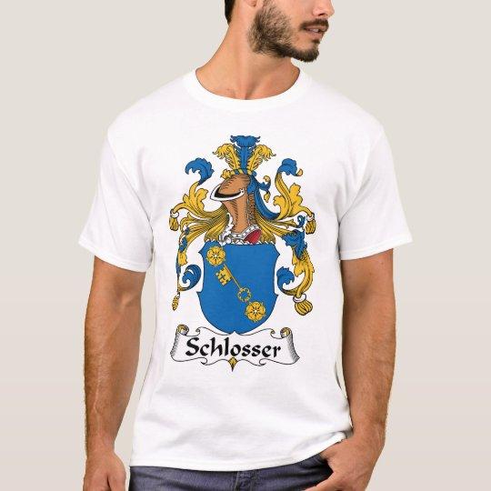 Schlosser Family Crest T-Shirt