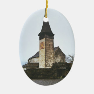 Schlosskirche of Spiez, Switzerland - Ornament