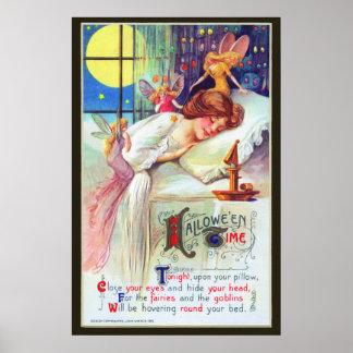 Schmucker: Halloween Time Poster