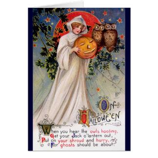 Schmucker: On Halloween Cards
