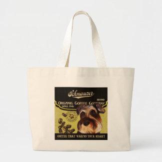 Schnauzer Brand – Organic Coffee Company Bags