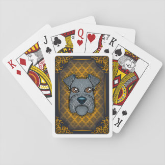 schnauzer cards