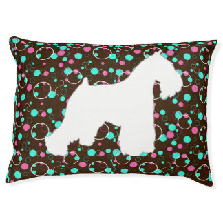 Schnauzer Dog Bed Large Large Dog Bed