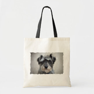 Schnauzer Dog Environmental Tote