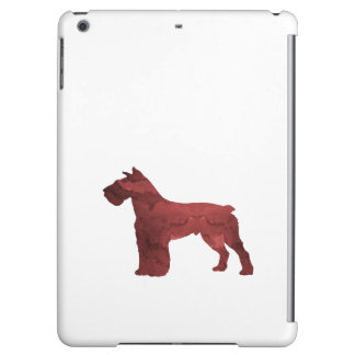 Schnauzer iPad Air Covers