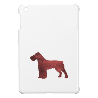Schnauzer iPad Mini Case