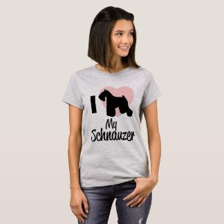 Schnauzer Love T-Shirt
