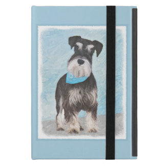 Schnauzer (Miniature) Case For iPad Mini