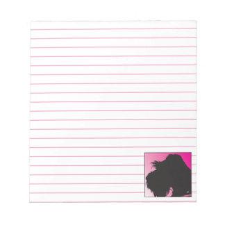 Schnauzer Notepad