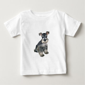 Schnauzer Pup 3.png Baby T-Shirt