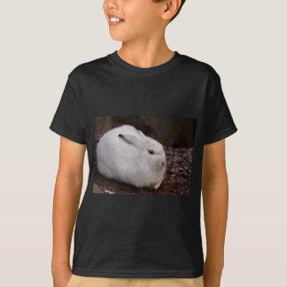 Schneehase Cute Zoo Animal Animal World Fur Hare T-Shirt