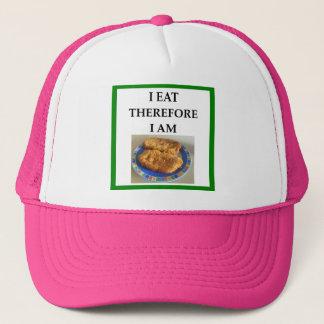 schnitzel trucker hat