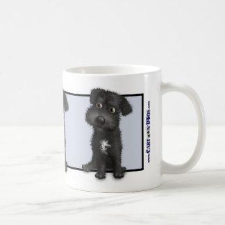 Schnoodle (Black) Mug