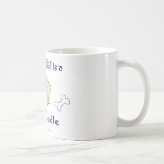 schnoodle coffee mug