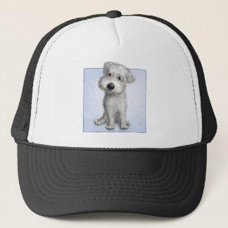 Schnoodle (White) Trucker Hat