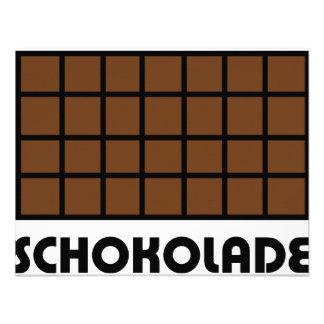 Schokolade icon invite