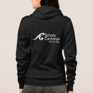 Schola Cantorum black hoodie
