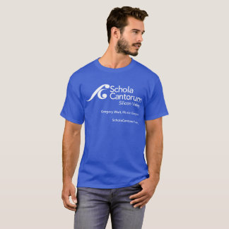 Schola Cantorum Silicon Valley tee