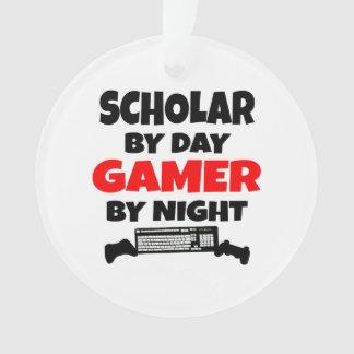 Scholar by Day Gamer by Night