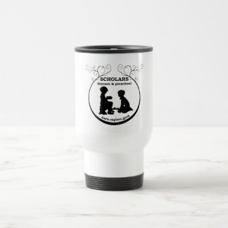 Scholars Daycare & preschool - Logo in Middle 15 Oz Stainless Steel Travel Mug