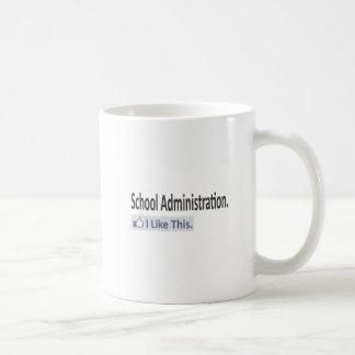 School Administration...I Like This Mugs