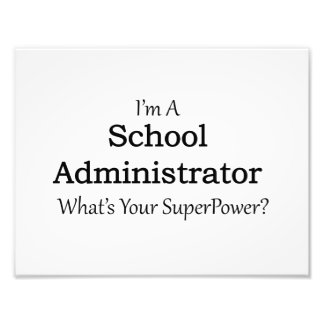 School Administrator Photo