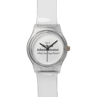 School Administrator Wrist Watches